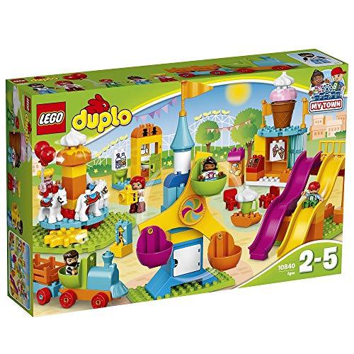レゴduplo『デュプロのまちおおきな遊園地(10840)』