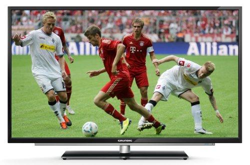 Grundig 55 VLE 973 BL 139,7 cm (55 Zoll) Fernseher (Full HD, Triple Tuner, 3D, Smart TV)