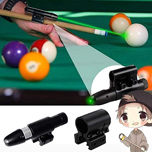 Dr.Cheol Billard Training Zubehör,Snooker Accessories,Billiard Aim Trainer,Pool Cue Laser Sight, Snooker Aiming Aid,