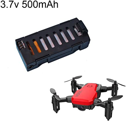 3.7v 500mAh Battery For Mini D2WH Foldable RC Quadcopter Drone