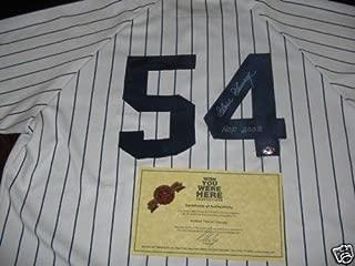 Goose Gossage Signed Uniform - hof 2008 coa - Autographed MLB Jerseys
