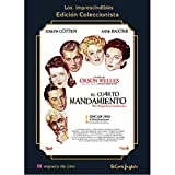 El Cuarto Mandamiento DVD con libreto 32 pags 1942 The Magnificent Ambersons