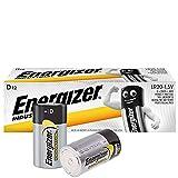 Energizer 636108 Industrial/Disposable D Alkaline Battery