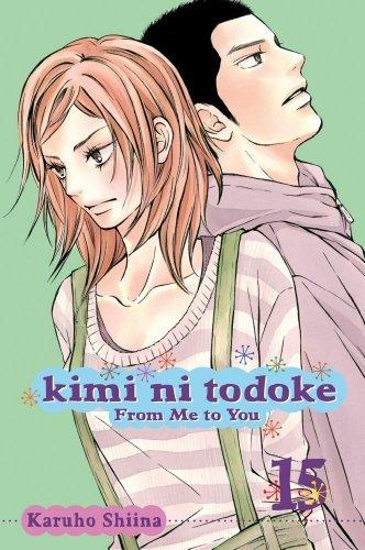 Kimi ni Todoke: From Me to You, Vol. 15 (English Edition)