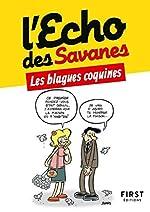 Petit livre de - Blagues coquines de L'ÉCHO DES SAVANES