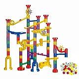 WTOR 190Pcs Marble Run Sets STEM Toys for...