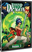 Legend of the Dragon 2 [DVD]