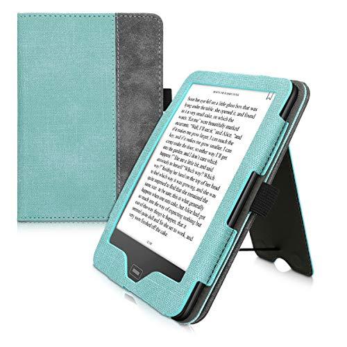 E-Book Reader Custodia PER TOLINO VISION 4 HD Custodia Protettiva Astuccio GRIGIO
