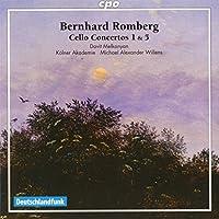 ベルンハルト・ロンベルク:チェロとオーケストラのための協奏曲集