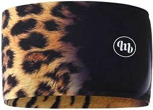 MB WEAR ACCESORIES Head Bands Animaler Hoofdband, voor volwassenen, uniseks, meerkleurig (meerkleurig), eenheidsmaat