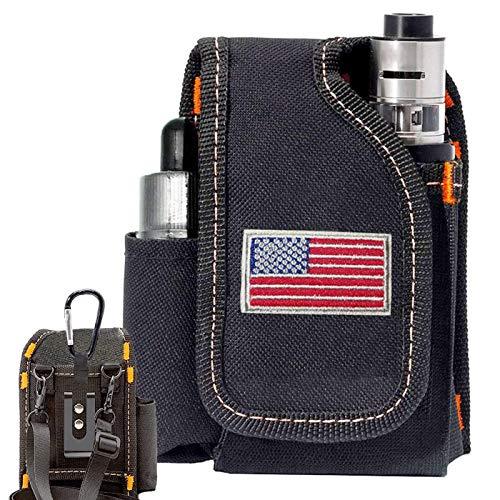 Vape Mod Carrying Bag, Vape Case for Box Mod, Tank, E-Juice, Battery Best Vape Portable Travel to Keep Your Vape Accessories Organized