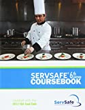 SERVSAFE COURSEBOOK-TEXT ONLY 6th edition by National Restaurant Association Educational Foundation (2012) Paperback