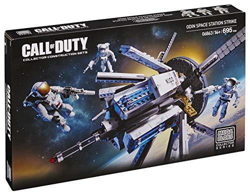 Mega Bloks Call of Duty Odin Estación Espacial