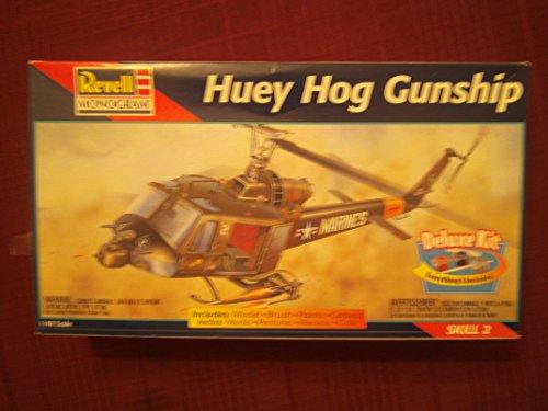 Huey Hog Gunship