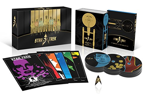 Star Trek 50th Anniversary TV and Movie Collection [Blu-ray]