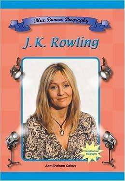 J.K. Rowling (Blue Banner Biographies)