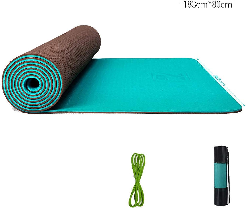 AINIF Yoga - Matte Für Mnner Und Frauen Sich Anfnger Fitness DREI Stück, 8 Mm
