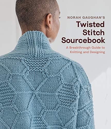 Norah Gaughan s Twisted Stitch Sourcebook A Breakthrough Guide to Knitting and Designing product image
