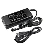 Kastar AC Adapter with Power Cord for Toshiba PA3468U-1ACA PA3432U PA3432E PA3380U PA-1750-01 A100 A105 M60 M65 1100 1900 Satellite U305 Laptop