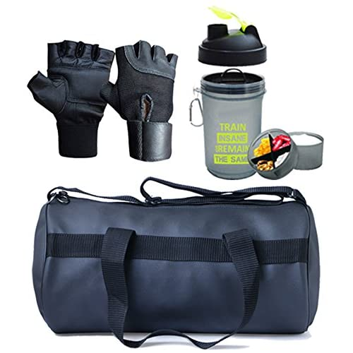 Gym Kit Bag  Buy Gym Kit Bag Online at Best Prices in India - Amazon.in d3e9984dba191