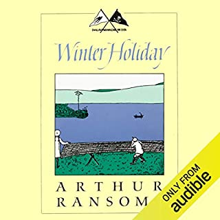 Winter Holiday audiobook cover art