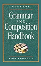 Glencoe Literature, Grammar & Composition Handbook - High School II (GLENCOE LITERATURE GRADE 7)