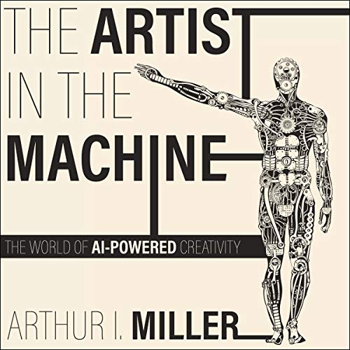 The Artist in the Machine cover art