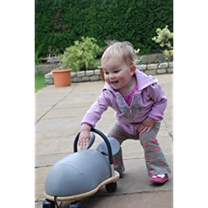 Wheely Bug Mouse Ride-On Toy - Large