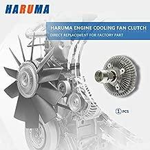 HARUMA 2618 Engine Cooling Fan Clutch for Mazda 1994-2004 B3000, for Ford 1986-1997 Aerostar/ 1991-1997 Ranger/ 1996-1997 F-100, Radiator Engine Cooling Fan Clutch E99Z8A616-B