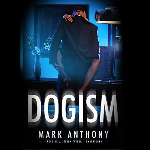 Dogism audiobook cover art