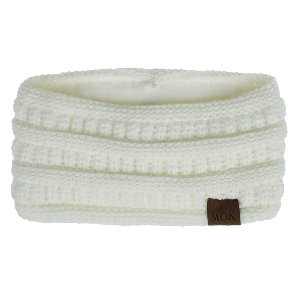 Womens Ear Max 56% OFF Warmer Challenge the lowest price Headbands - Winter Headband Knit fo Cable Warm