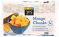 365 Everyday Value, Mango Chunks, 16 oz, (Frozen)