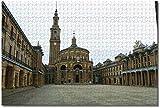 1000 pcs Puzzle Rompecabezas para Adultos Iglesia de San Pedro en Gijón, España Juegos Infantiles Juguetes educativos Juegos de