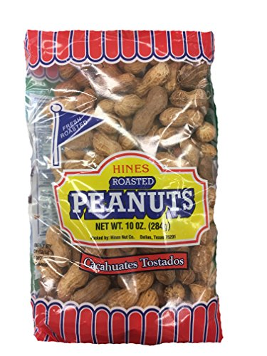 Hines Roasted Peanuts 10oz