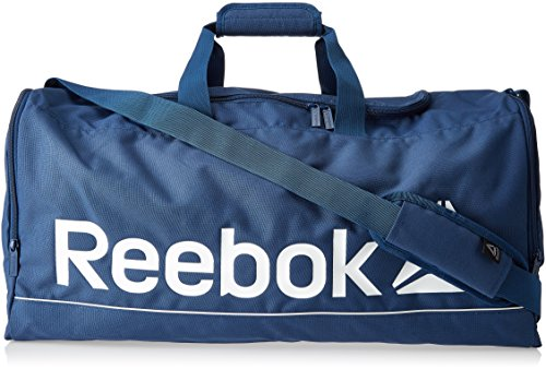 Reebok Act Roy M Grip, Borsone Unisex - Adulto, Blu (Wshblu), Taglia Unica (24x15x45 centimeters (W x H x L))