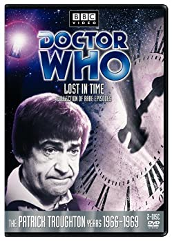 Doctor Who  Lost in Time Collection of Rare Episodes The Patrick Troughton Years 1966-1969