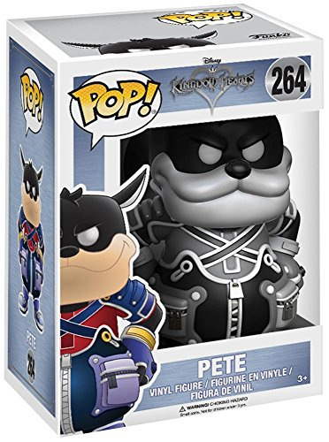 Funko POP! Disney: Disney Kingdom Hearts:Pete