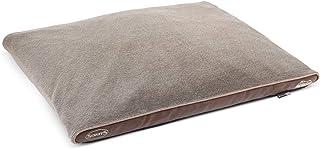 Scruffs Dog Chateau Orthopaedic Pillow, Latte