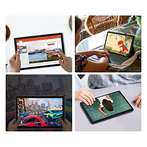 【2021NEWモデル】BMAXI10タブレット10.1インチAndroid108コアCPUROM64GB/RAM4GB1920*1200IPSディスプレイ4GLTESIM2.4G/5GWIFI6000mAh2+5MPデュアルカメラBluetooth5.0GPS搭載Type-Cグレー