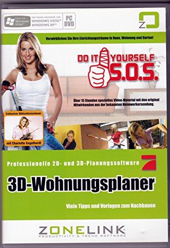 SOS 3D Wohnungsplaner DVD-Box