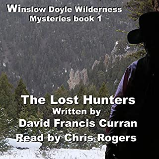 Winslow: The Lost Hunters audiobook cover art