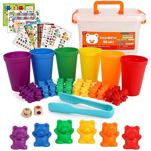 Juegos de Mesa para Niños de 3 Años Serpiente Marca BeebeeRun