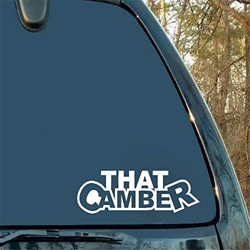 Car Sticker Car Decal for Camber Car Styling Personality Car Truck Sticker Racing Window Decal Decor Funny JDM
