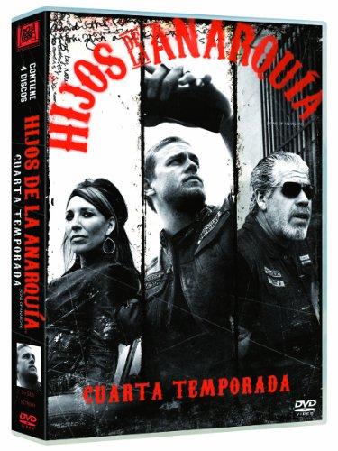 Hijos De La Anarquia Temporada 4 [DVD]