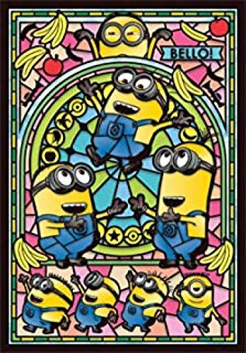 WOMGD® Cartoon Minions Legpuzzels 1000 stukjes, houten puzzels, moeilijkheidsgraad Educatief spel Intelligentie Leren Educatief speelgoed