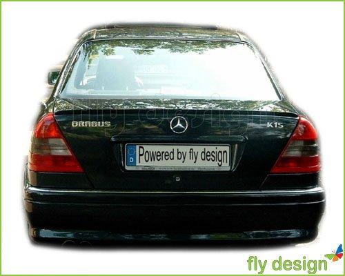 Car-Tuning24 24259351 wie AMG C W202 SPOILER HECKSPOILER / HECKSPOILERLIPPE
