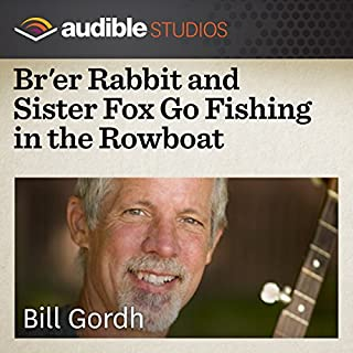Br'er Rabbit and Sister Fox Go Fishing in the Rowboat cover art