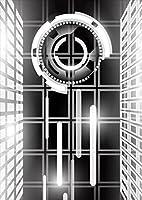 igsticker ポスター ウォールステッカー シール式ステッカー 飾り 1030×1456㎜ B0 写真 フォト 壁 インテリア おしゃれ 剥がせる wall sticker poster 000085 クール SF