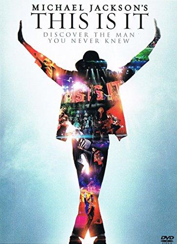 Michael Jackson - This Is It (Blu-ray) (2009) [Reino Unido] [Blu-ray]