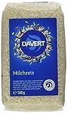 Davert Milchreis, 4er Pack (4 x 500 g) - Bio